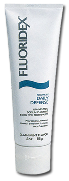 FLUORIDEX DAILY DEFENSE TOOTHPASTE