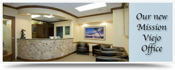 Our Mission Viejo Dental Office